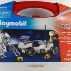 Playmobil: MALETIN EXPLORACION ESPACIAL PLAYMOBIL CITY ACTION 9101. Lote 132409562