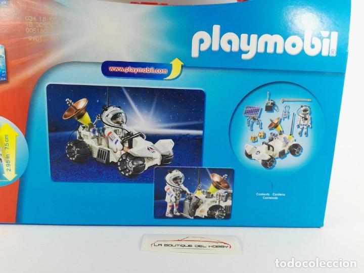 Playmobil: MALETIN EXPLORACION ESPACIAL PLAYMOBIL CITY ACTION 9101 - Foto 2 - 132409562