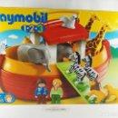 Playmobil: MALETIN ARCA DE NOE PLAYMOBIL 1-2-3 6765. Lote 132415094
