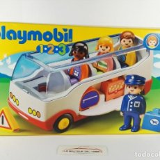 Playmobil: AUTOBUS PLAYMOBIL 1-2-3 6773. Lote 132415302