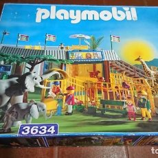 Playmobil: PLAYMOBIL 3634 ZOO COMPLETO 100X100. Lote 132739702