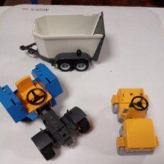 Playmobil: LOTE 3 DESGUACE PLAYMOBIL. Lote 133224790