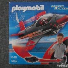 Playmobil: SET AVION PLAYMOBIL REFERENCIA 5162 SPORTS ACTION. Lote 133367066