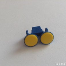 Playmobil: PLAYMOBIL APRECIADO FARO MOTO HARLEY DAVIDSON CHOPPER MOTOS PIEZAS. Lote 194223562