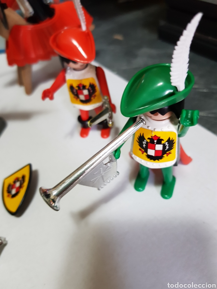 Playmobil: Famobil Torneo Medieval 3265 con caja original made in Spain - Foto 4 - 133736754
