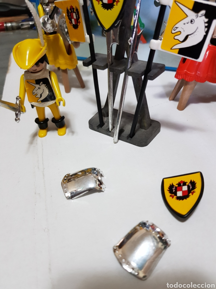 Playmobil: Famobil Torneo Medieval 3265 con caja original made in Spain - Foto 5 - 133736754