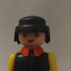 Playmobil: CAZADOR FAMOBIL 1A ÉPOCA PLAYMOBIL SAFARI OPERACIÓN CONGO. Lote 133780207