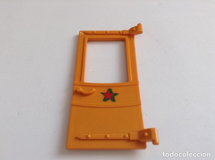 Playmobil: PLAYMOBIL PUERTA DILIGENCIA OESTE WESTERN FUERTE PIEZAS - Foto 2 - 134148886