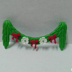 Playmobil: PLAYMOBIL, GUIRNALDA, FLORES, PLANTAS, DECORACIÓN, MEDIEVAL, CASTILLO, BODA, FLORISTERÍA, ACCESORIOS. Lote 134158425