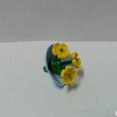 Playmobil: PLAYMOBIL, RAMO, FLORES, PLANTAS, DECORACIÓN, CASA, MEDIEVAL, CASTILLO, BODA. Lote 134159433