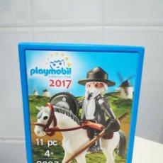 Playmobil: PLAYMOBIL COLLECTORS CLUB PCC 2017 - 9297 - DON QUIJOTE DE LA MANCHA - NUEVO SIN ABRIR - JUPA -. Lote 182255625
