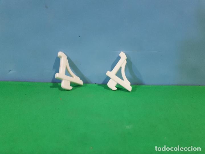 PLAYMOBIL-REF-3421-3422- CASA BANCO-COLGADORES- PRIMERA EPOCA- OESTE- WESTERN- PIEZAS (Juguetes - Playmobil)