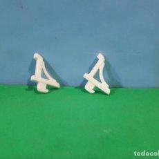 Playmobil: PLAYMOBIL-REF-3421-3422- CASA BANCO-COLGADORES- PRIMERA EPOCA- OESTE- WESTERN- PIEZAS . Lote 134380630