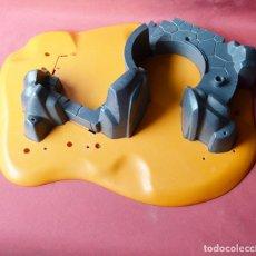 Playmobil: BASE - SUELO - ESCENARIO - PLAYMOBIL 4294 - BASTIÓN ESPAÑOL - CASTILLO FARO. . Lote 134608750