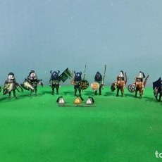 Playmobil: PLAYMOBIL-GERREROS SAMURAI- MONGOL-NINJA-ASIA. Lote 135113094