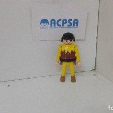 Playmobil: PLAYMOBIL FIGURA MEDIEVAL. Lote 135296634