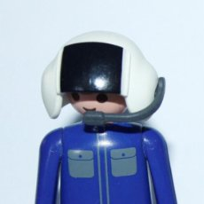 Playmobil: PLAYMOBIL MEDIEVAL FIGURA PILOTO DE AVION. Lote 135315022