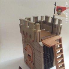 Playmobil: PLAYMOBIL CARCEL COLONIAL 3859 PIRATAS BANDERA ESCALERA REJA BARCO PIRATA GALEON PIEZAS. Lote 143245621