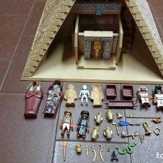 Playmobil: PIRAMIDE PLAYMOBIL 4240 CASI COMPLETA . Lote 135344282