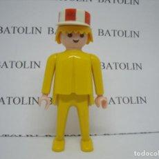 Playmobil: PLAYMOBIL FIGURAS CONSTRUCCIÓN CIUDAD. Lote 135474814