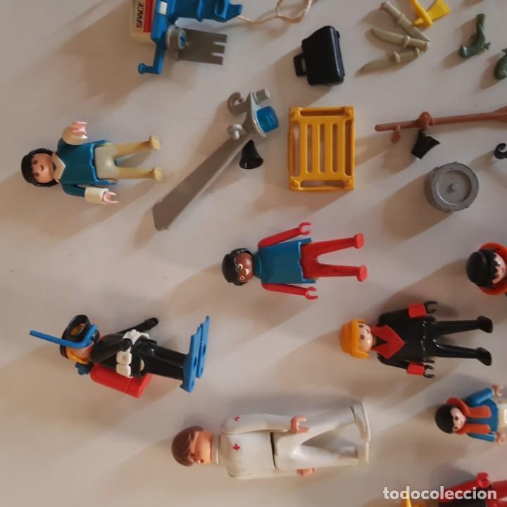 Playmobil: Lote de figuras y accesorios - Foto 2 - 135562046