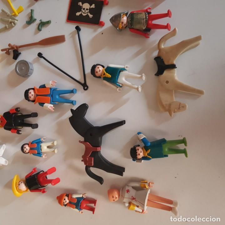 Playmobil: Lote de figuras y accesorios - Foto 6 - 135562046