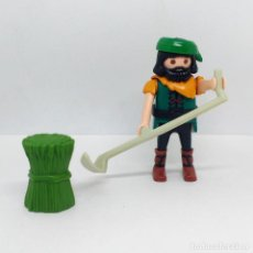 Playmobil: PLAYMOBIL CUSTOM GRANJERO NAVIDAD BELÉN FIGURA . Lote 135655763