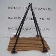 Playmobil: PLAYMOBIL PLATAFORMA ELEVACIÓN BARCO PIRATA GALEÓN................. Lote 194592402