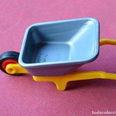 Playmobil: CARRETILLA DE LA CONSTRUCCION - PLAYMOBIL. Lote 135815854