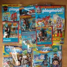 Playmobil: LOTE REVISTAS PLAYMOBIL. Lote 136249086