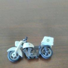 Playmobil: PLAYMOBIL MOTO POLICÍA PARA PIEZAS, COMPLETAR. Lote 136322524