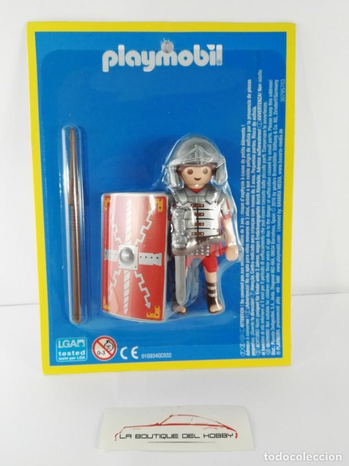 FIGURA SOLDADO ROMANO ALTAYA PLAYMOBIL (Juguetes - Playmobil)