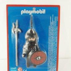 Playmobil: FIGURA CABALLERO EDAD MEDIA ALTAYA PLAYMOBIL. Lote 136485182