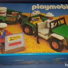 Playmobil: PLAYMOBIL 3532 SAFARI. Lote 136493802