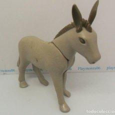 Playmobil: PLAYMOBIL C106 ANIMALBURRO IDEAL ESCENAS ZOO SAFARI OESTE GRANJA. Lote 136496522