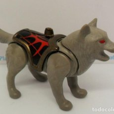 Playmobil: PLAYMOBIL C106 ANIMAL LOBO IDEAL ESCENAS GRANJA BELEN OESTE BOSQUE. Lote 136509354