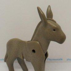 Playmobil: PLAYMOBIL C106 ANIMAL BURRO IDEAL ESCENAS ZOO SAFARI OESTE GRANJA. Lote 136509482