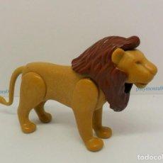 Playmobil: PLAYMOBIL C106 ANIMAL LEON IDEAL ESCENAS ZOO SAFARI AFRICA. Lote 136509714