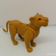 Playmobil: PLAYMOBIL C106 ANIMAL LEONA IDEAL ESCENAS ZOO SAFARI AFRICA. Lote 136509798