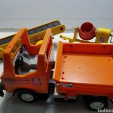 Playmobil: PLAYMOBIL LOTE CONSTRUCCIÓN AÑO 1986. Lote 136614733