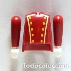 Playmobil: PLAYMOBIL PIEZAS, VESTUARIO,TORSO CON BRAZOS A JUEGO,IDEAL CUSTOMS NORDISTAS SUDISTAS, CIRCO . Lote 136651494