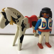 Playmobil: PLAYMOBIL - INDIO CON CABALLO. Lote 136709214