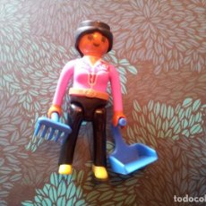 Playmobil: PLAYMOBIL - CHICA MUJER ZOO . Lote 136710482