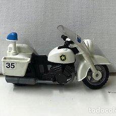 Playmobil: PLAYMOBIL - MOTO POLICIA. Lote 136816450