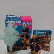 Playmobil: PLAYMOBIL SPECIAL PLUS, ALADINO Y EL GENIO DE LA LÁMPARA. REF 5295. Lote 136824958