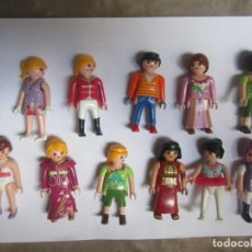 Playmobil: LOTE 11 FIGURAS FEMENINAS PLAYMOBIL . NUEVAS. Lote 137161094