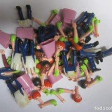 Playmobil: LOTE SURTIDO PIEZAS, COMPONENTES PLAYMOBIL. NUEVOS . Lote 137161410