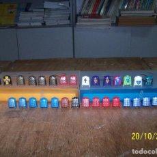Playmobil: LOTE PLAYMOBIL MEDIEVAL DE 30 TORSOS, GUERRERO, CABALLERO, VIKINGO, BARBARO. LEER DESCRIPCIÓN. Lote 137162258