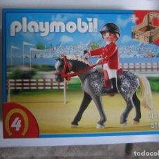 Playmobil: SET HIPICA PLAYMOBIL. REFERENCIA 5110 . NUEVO EN CAJA. Lote 137163110