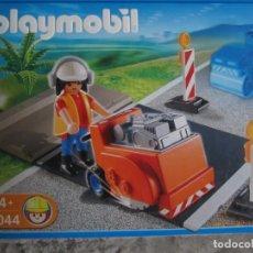 Playmobil: SET OBRAS PLAYMOBIL. REFERENCIA 4044. PLAYMOBIL. NUEVO EN CAJA.. Lote 137163210